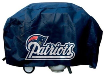 Rico/tag Express New England Patriots Deluxe Grill Cover.