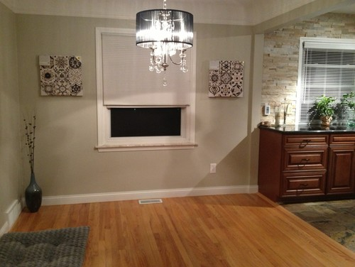 Need Help With Accent Wall Color
