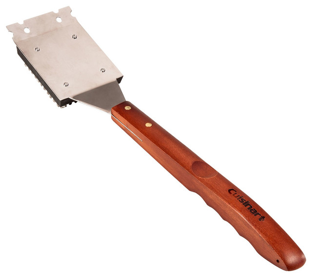 Wood Grill Brush.