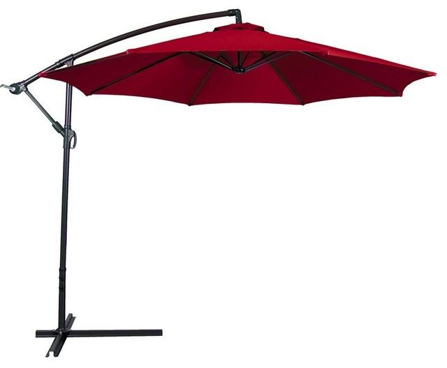 10&x27; Cantilever Umbrella.