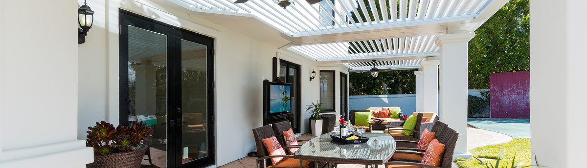 arcadia louvered roofs of fl fl us decks patios outdoor enclosures houzz