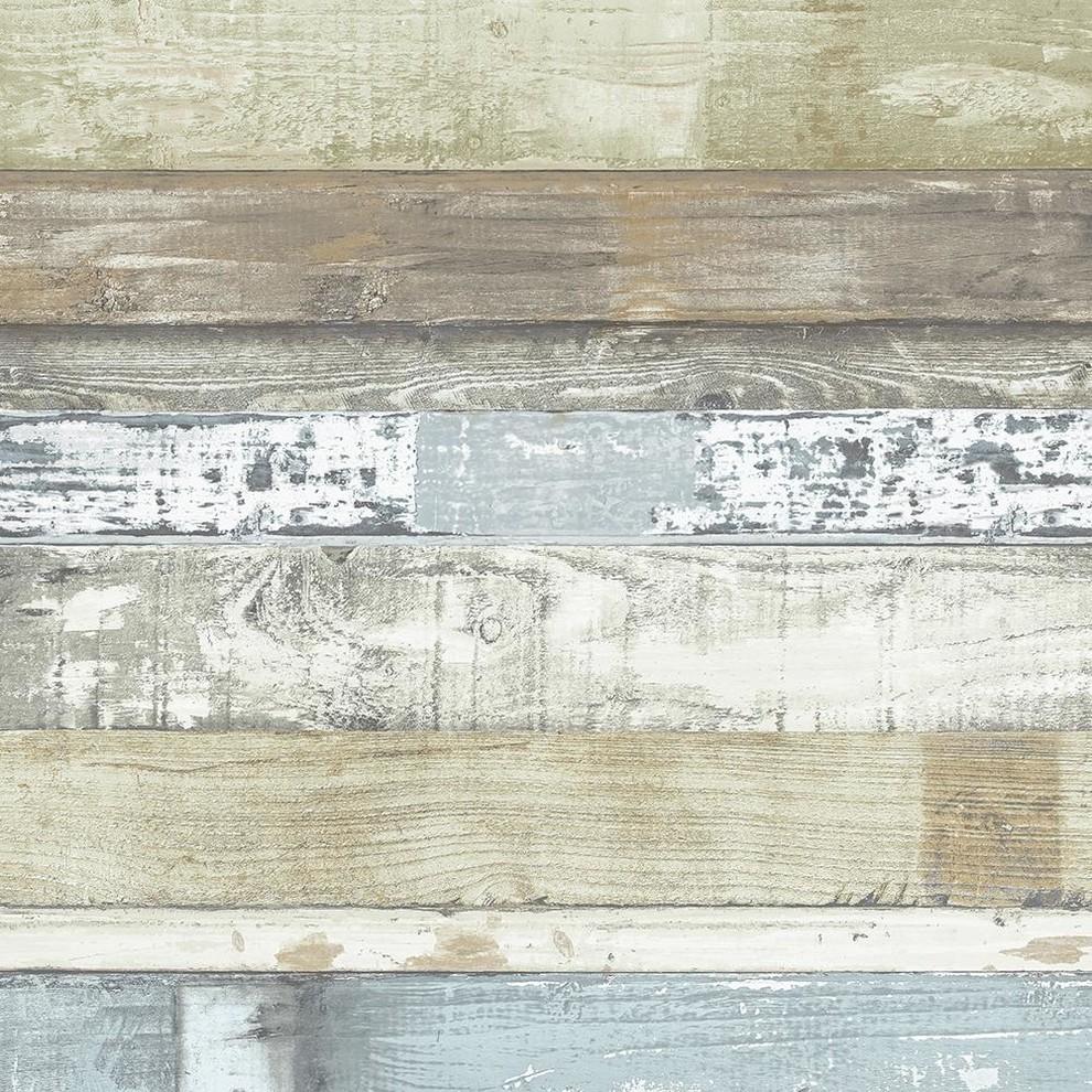 Norwall Fh37536 Log Cabin Wallpaper Prepasted Raw Sienna
