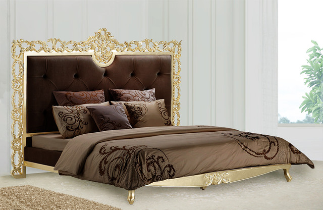 luxury king size bed charlemagne velvet luxury bed king size bed 15945