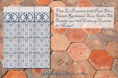 reclaimed terracotta tiles mediterranean - photo #32