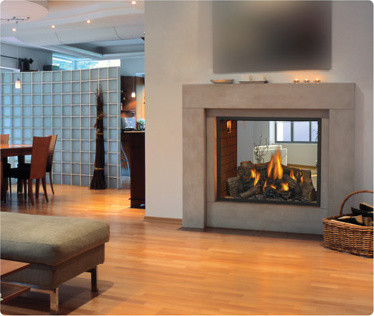 i have a HD81 See-Thru Gas Fireplace but the problem is that i am ...