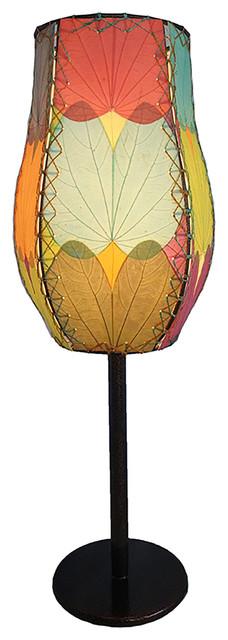 Outdoor Indoor Goblet Lamp, Multi