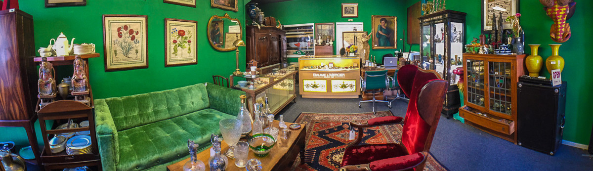 - Object Quality Antiques - Los Angeles, CA, US