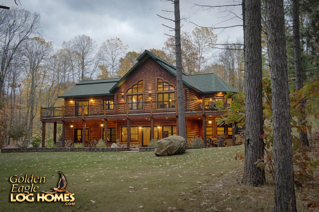 Custom hybrid timber frame north carolina rustic by Timber frame house kits for sale