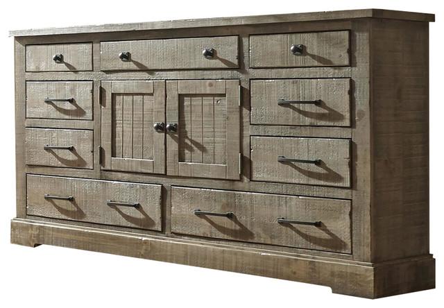 Brinley Dresser Without Mirror.