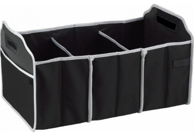 3-Section Trunk Organizer.