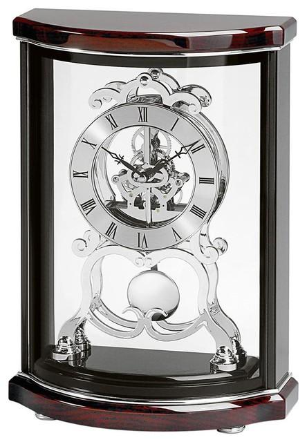 Bulova Wentworth Pendulum Mantel Clock