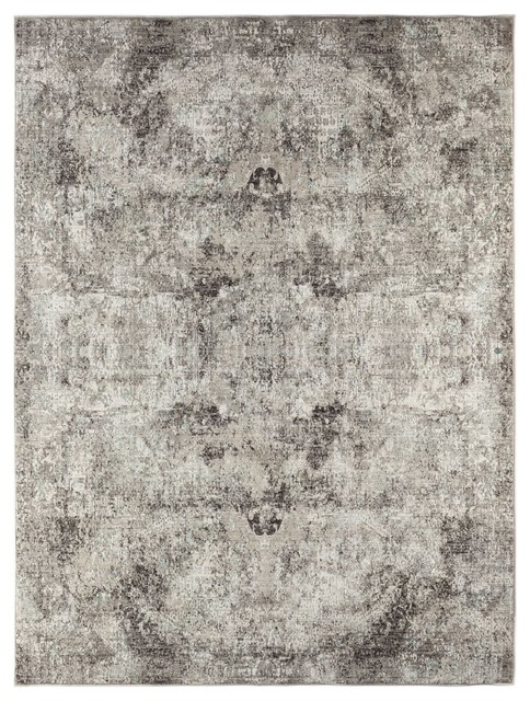 Amer Cambridge CAM-6 Light Gray Rug - Contemporary - Area Rugs - by Lighting and Locks