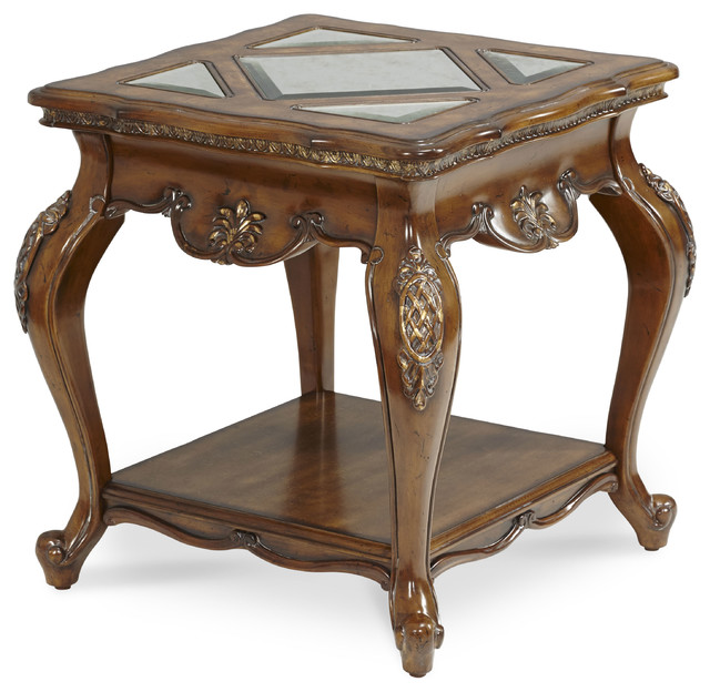 Lavelle End Table Victorian Side Tables And End Tables