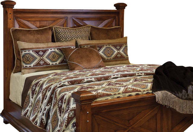 K R Interiors El Paso Coverlet Set Comforters And Comforter Sets Houzz