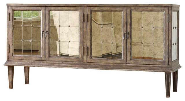 DeVera Mirrored Console