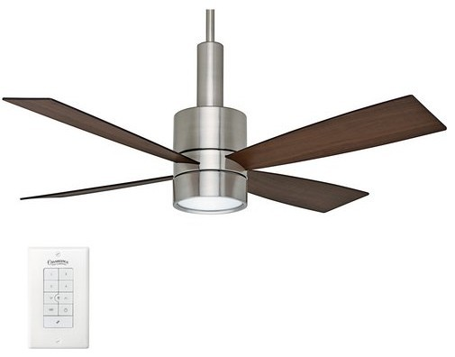 Casablanca 59068 Bullet 54 Quot 4 Blade Ceiling Fan Blades And Light Kit Included Modern