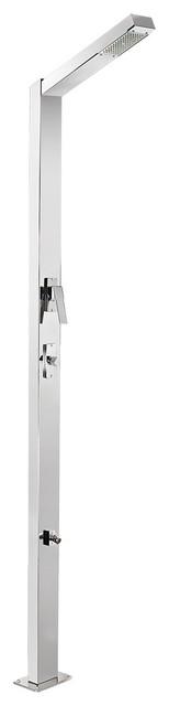 Ama Saturno 5000l Freestanding Outdoor Shower.