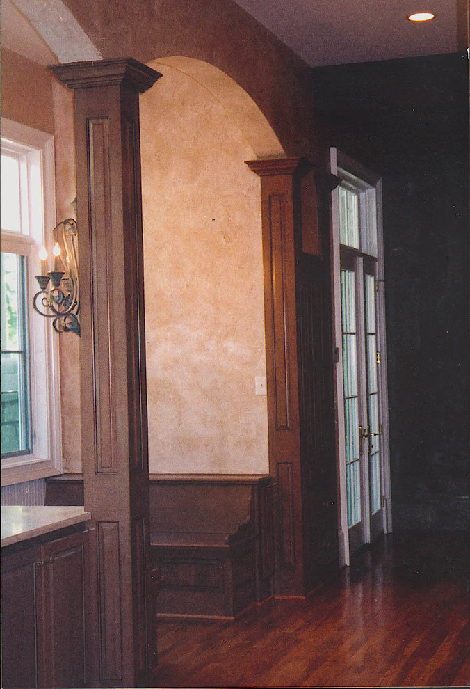 Exotic Finishes,Tuscan Plaster