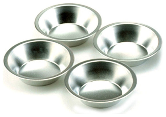 Norpro Nonstick Tin Pie Pans, Set Of 4.