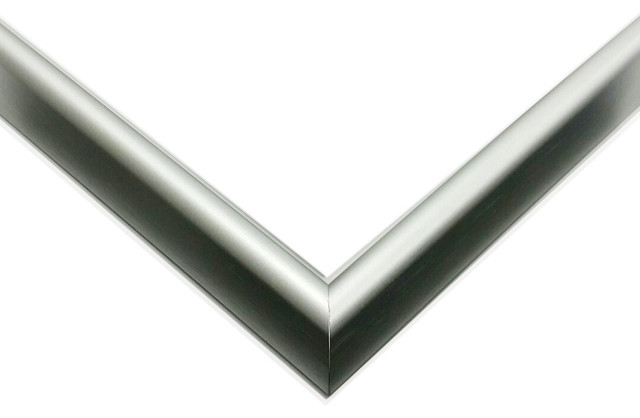 """20"""" Sectional Metal Frame, Curved Top, 2-Pieces ..."""