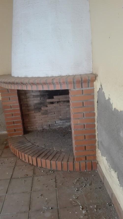 Necesito reformar una chimenea de ladrillo - Chimeneas de ladrillo visto ...