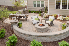 Patio of the Week: Outdoor Spot Becomes Couple's Favorite Room