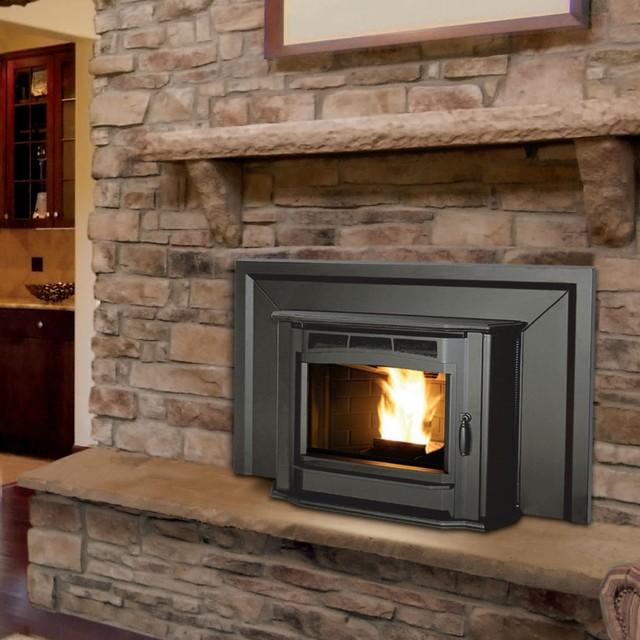 Enviro 30 X 25 Milan Series Pellet Fireplace Insert