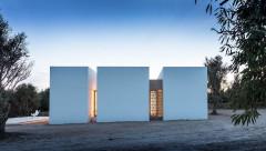 Houzz Испания: Дом из трех объемов на острове Форментера