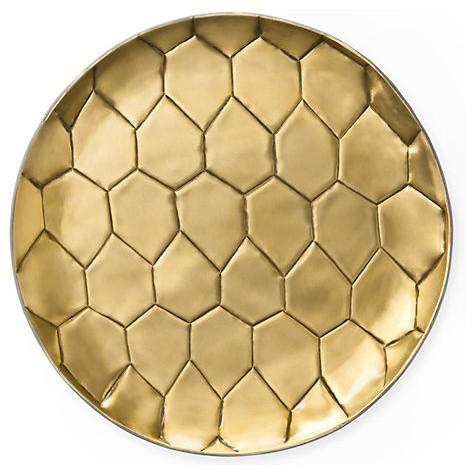Powerstone Round Tray, Medium