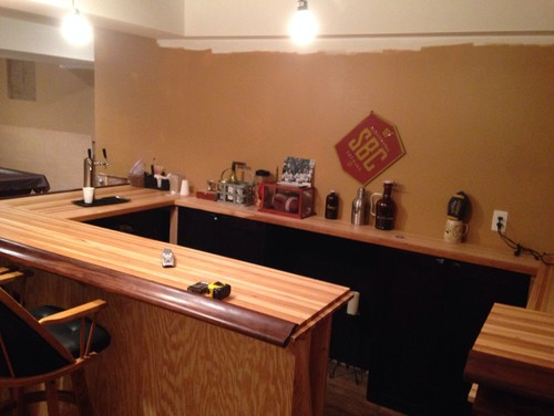 Paint Help What Color To Paint Behind The Bar And In The