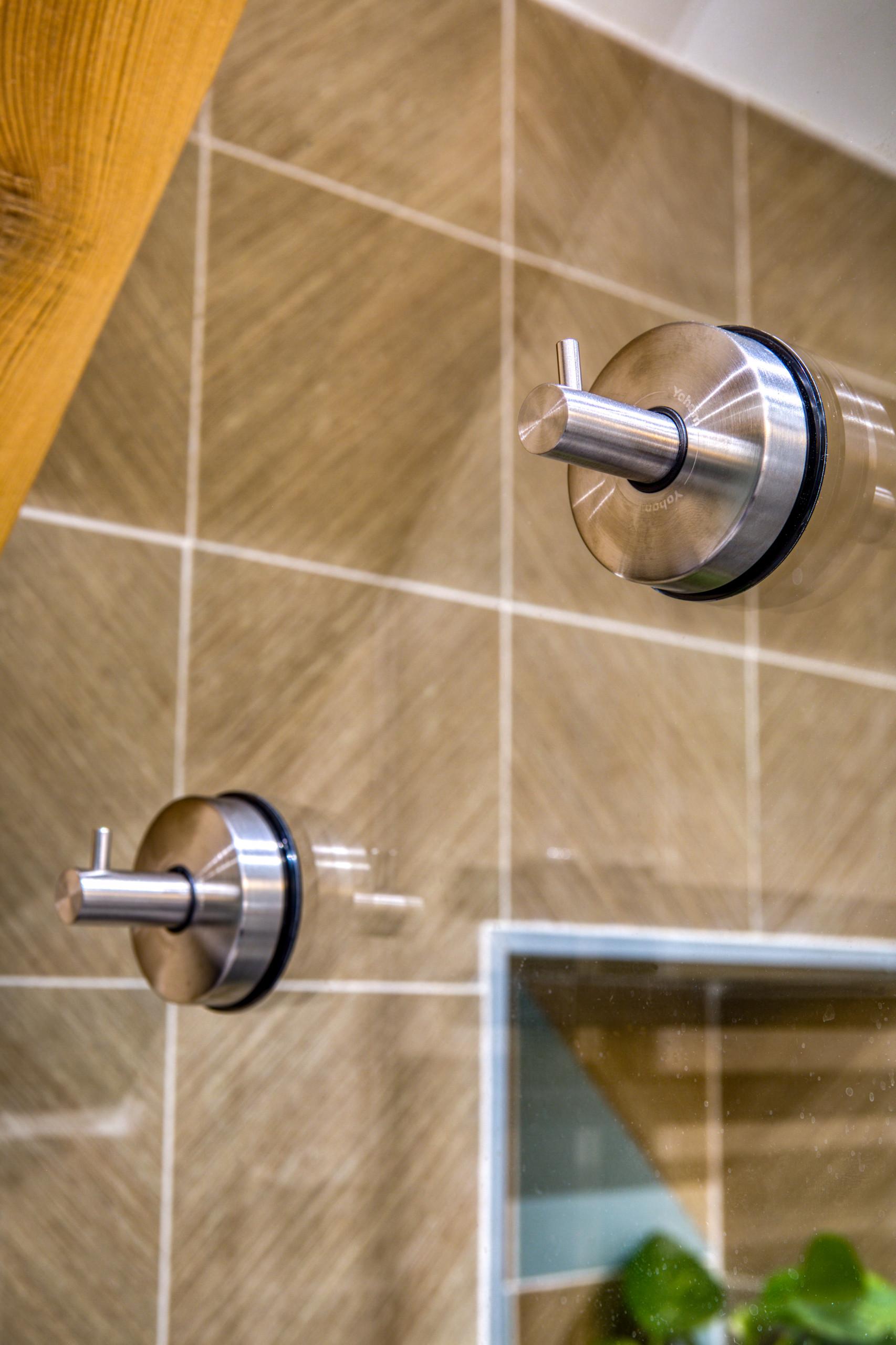 """""""Saint Rémy"""" rénovation d'une salle de bain esprit nature (en cours)"""
