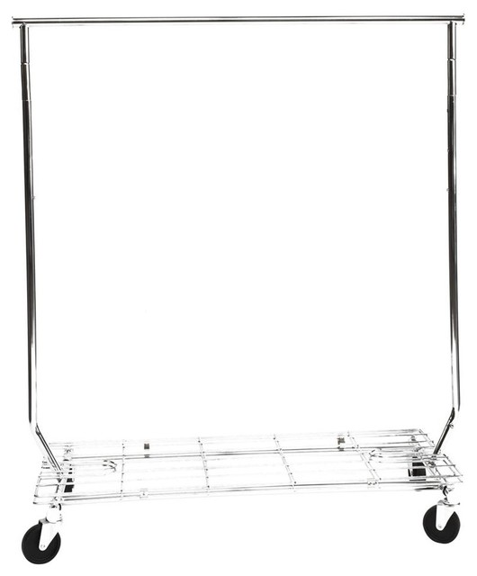 Bottom Shelf For Collapsible Salesman&x27;s Rack.