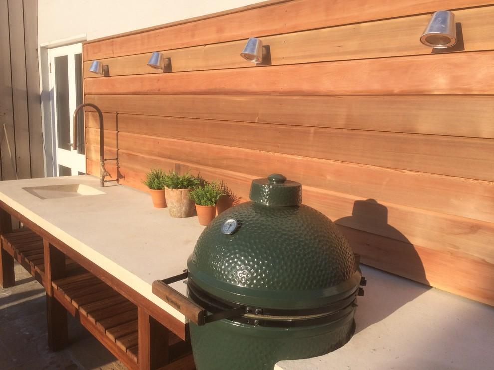 Big Green Egg - Outdoor kitchens
