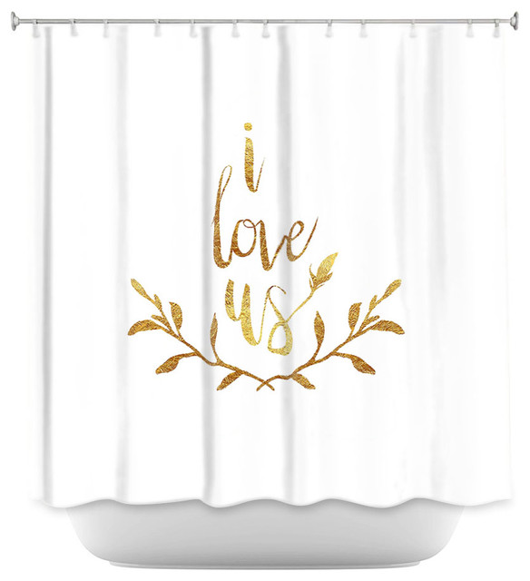 DiaNoche Designs Shower Curtain By Zara