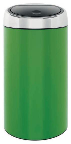 Touch Bin 45 Liter.Touch Bin De Luxe 45 Liter Plastic Inner Bucket Apple Green
