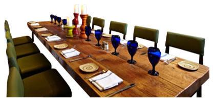 brooklyn modern rustic reclaimed wood conference table standard 96x40 contemporary brooklyn modern rustic reclaimed wood