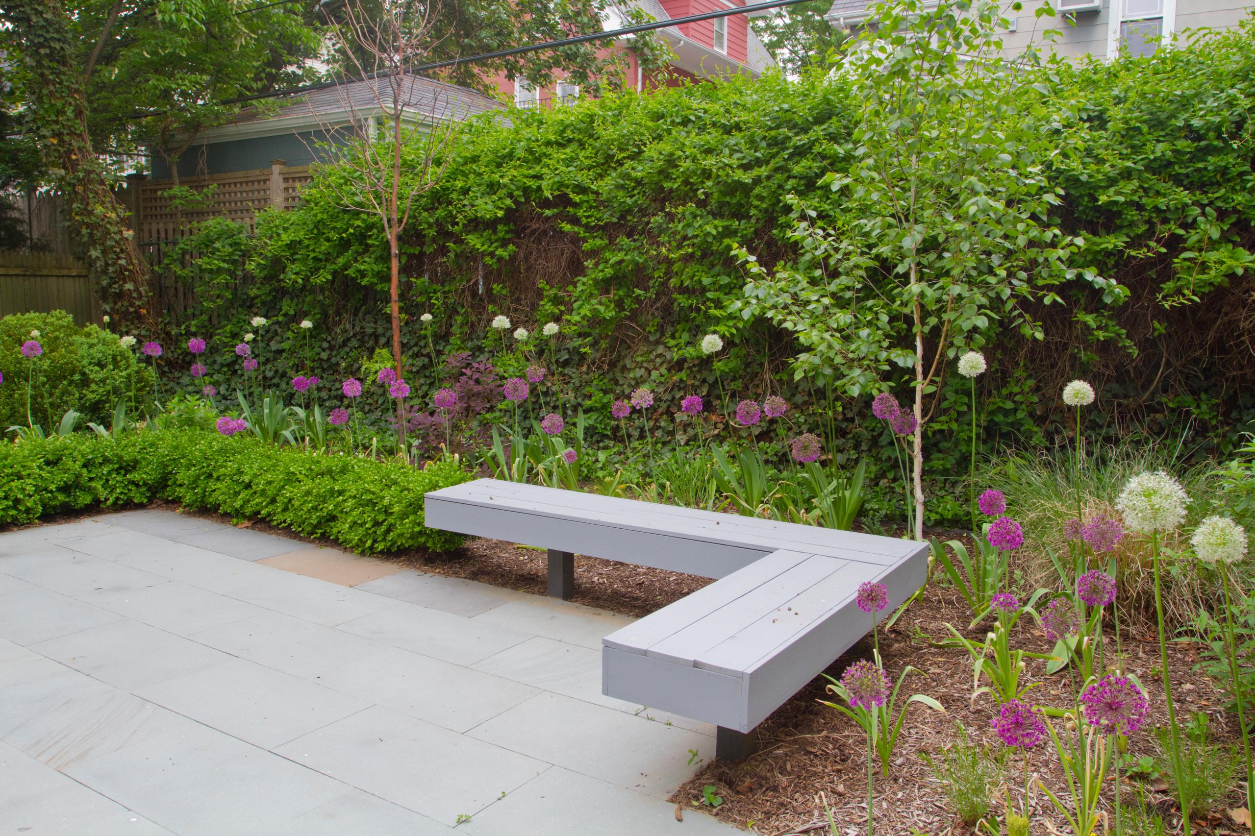 Bench Cedar L