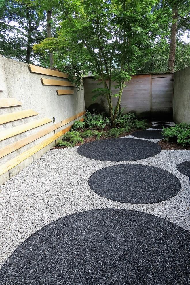 Inspiration for a contemporary home design remodel