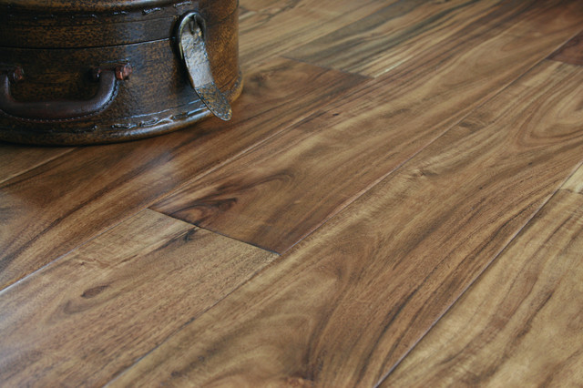 Heritage Series   African Walnut Hardwood Flooring