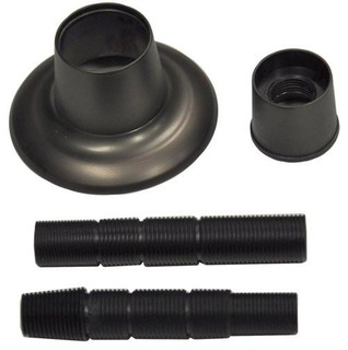 Danco Oil Rubbed Bronze Universal Flange and Nipple, #10314 - Traditional - Bathroom Sink And ...