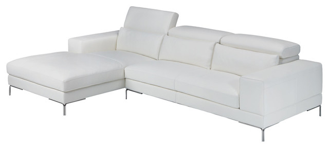 Peachy Marlene Left Hand Facing Sectional Neck Rest And Arm Cushions White Caraccident5 Cool Chair Designs And Ideas Caraccident5Info