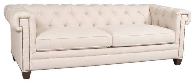 Hooker Furniture Sofa SS195 03 010 Transitional Sofas
