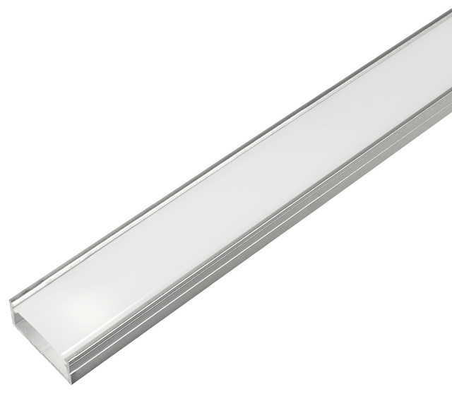 LEDdrop - LEDdrop Aluminum Channel System for Philips Hue Lightstrips, Set of 5 & Reviews | Houzz
