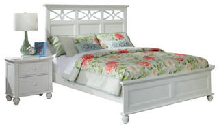 sanibel 3 piece platform bedroom set in white bedroom furniture sets