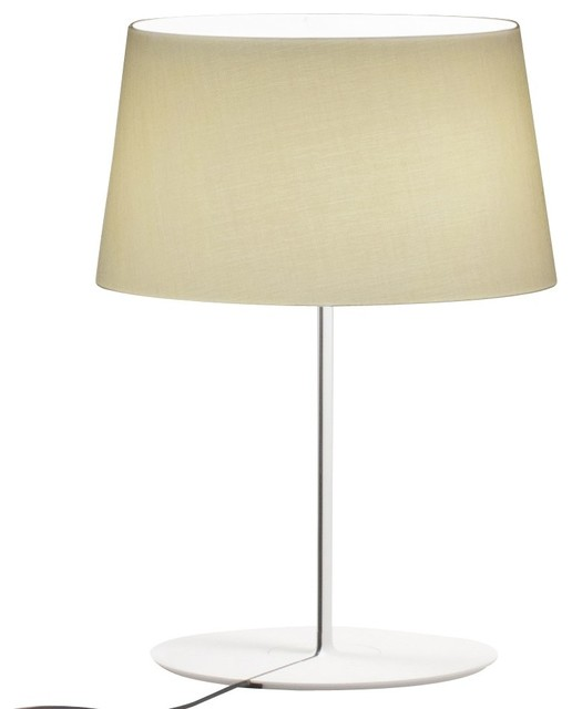 warm screen table lamp modern table lamps by olighting