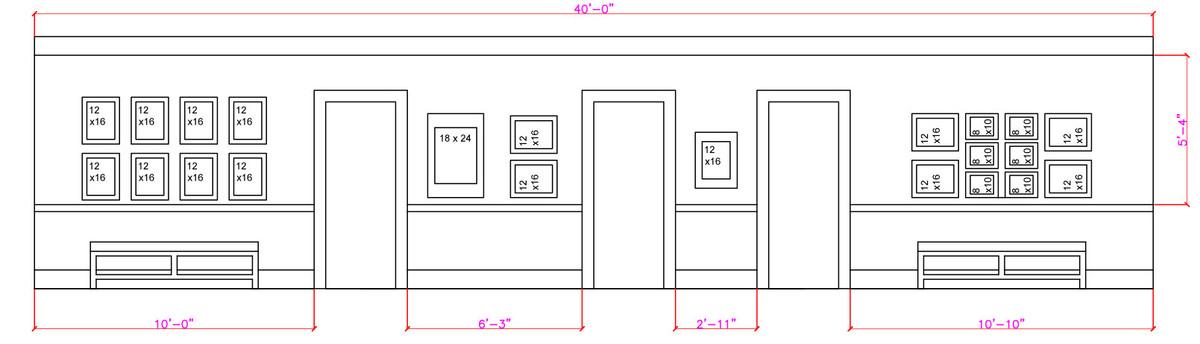 Home Designer Pro Custom Wall Covering