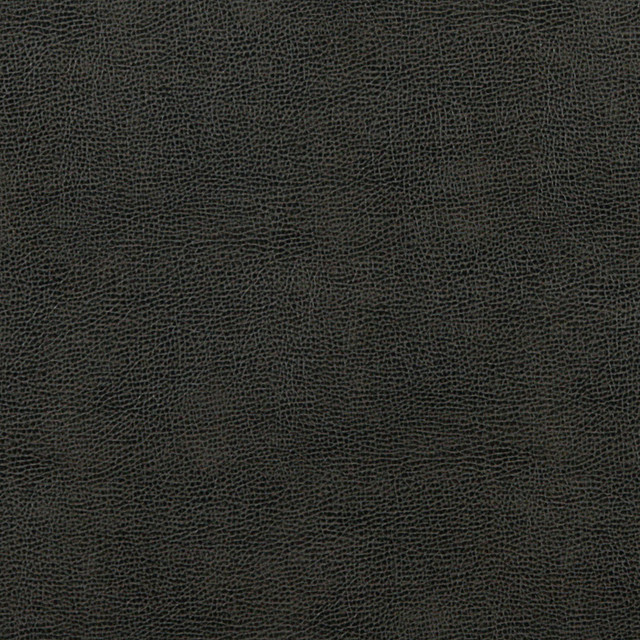 Dark Grey Upholstery Recycled Leather By The Yard