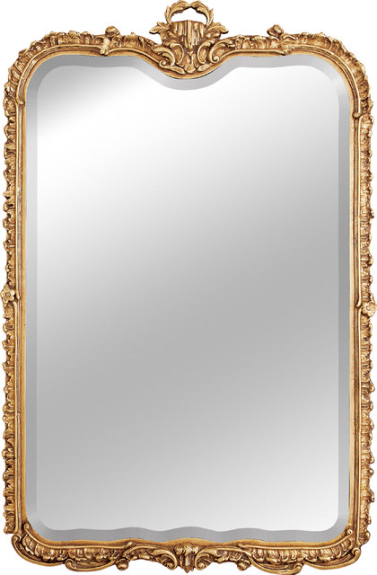 St. Christopher Cathedral Mirror, 20.5x44.
