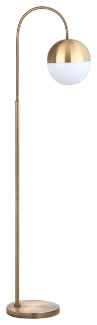 "Safavieh Jonas 55.5"" H Floor Lamp."
