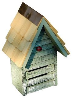 Lady Bug Loft Bug House, Gray